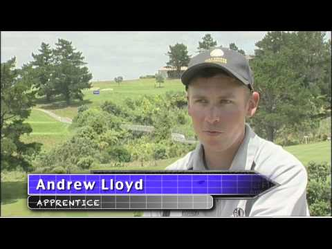Just the Job - A Career in Golf Course Management