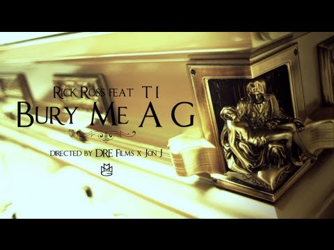 Rick Ross feat. T.I. - Bury Me A G (Official Video)