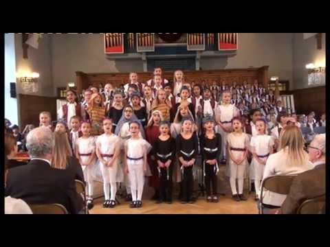 Hosanna Rock! - Junior Girls' Christmas Concert 2017 Part 1