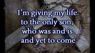 Starry Night - Chris August - Worship Video with lyrics.wmv