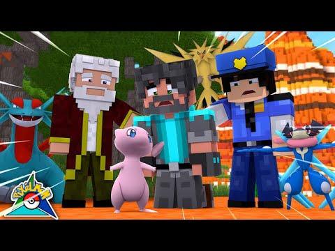 Minecraft Walkthrough Rayquaza Karp Pokemon Brick