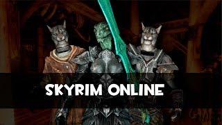 [Skyrim] skymp - Обзор ЗБТ(братья бури и Империя)