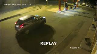 I will recover license plate from an image or CCTV footage.