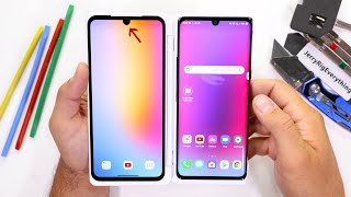 LG Velvet Durability Test - The Dual Screen Phone You Already Forgot About?
