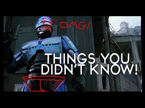 7 faktů o RoboCopovi