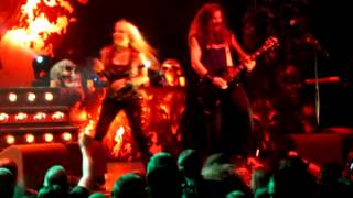 Doro Pesch - Burning the Witches (Live@013 Tilburg 17-11-2012)
