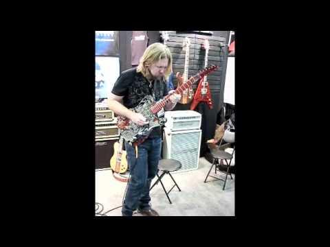 Nikita Guitars--Devon Allman Nikita Dragon Guitar
