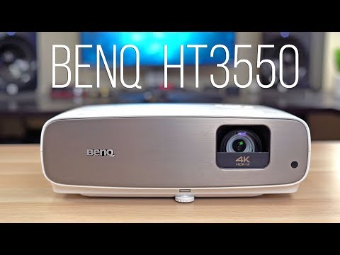 BenQ HT3550 Review - 4K HDR Home Theater Projector (2019