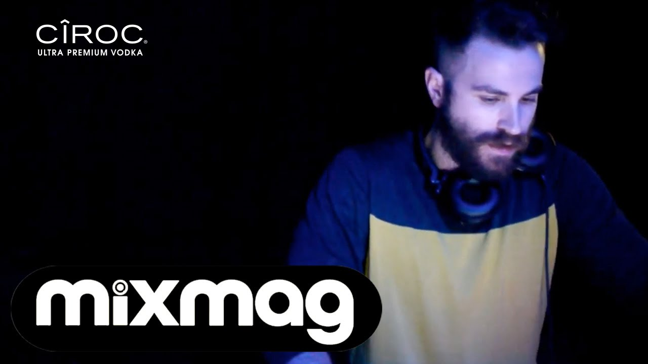 Coyu - Live @ Mixmag's Lab On Location: ADE 2014
