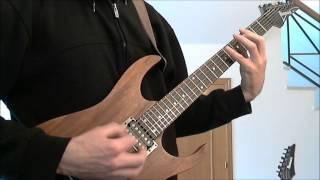 Job For A Cowboy - Ruination - Guitar Playthrough