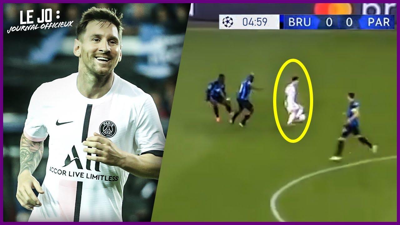 Pourquoi Lionel Messi Évite-T-Il Le Ballon Pendant Les 5 Premières Minutes De Tous Ses Matchs ?