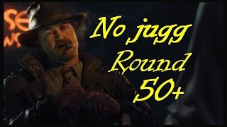 Black ops 3 Zombies Shadows No Jugg no quick revive now round 60
