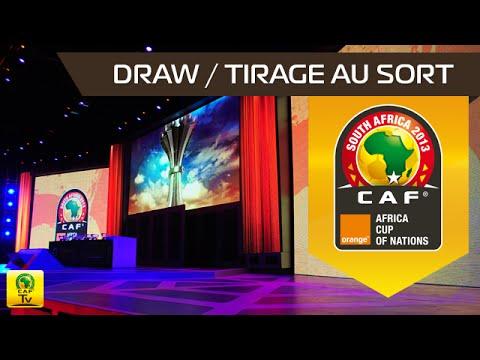 Regarder en direct le tirage au sort de la coupe d 39 afrique des nations 2013 informatique - Regarder coupe d afrique en direct ...