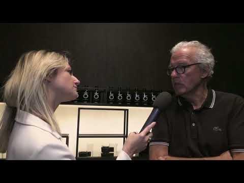 Marc Sadler presenta SEI la nuova cucina Euromobil