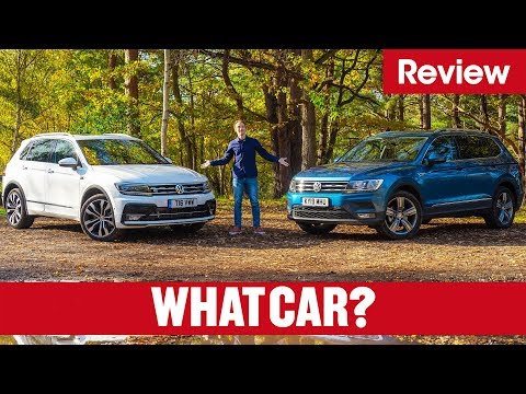 2020 Volkswagen Tiguan & Tiguan Allspace in-depth review | What Car?