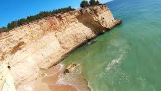 Cliff Diving w/ DJI FPV - Benagil - Algarve - Portugal