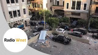 Wybuch w Bejrucie. Gajowy: W tej sprawie jest drugie dno. Zniszczenie portu grozi głodem w Libanie.