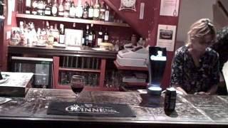 preview picture of video 'Bar Oba - Jimena de la Frontera - a good night.'