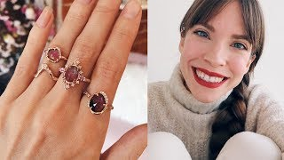 THE MOST BEAUTIFUL JEWELRY EVER! Audry Rose Vlog