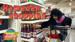 Ramadan Shopping   Rahim Pardesi