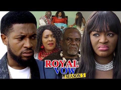 Royal Vow Season 5 - 2018 Latest Nigerian Nollywood Movie Full HD | YouTube Films