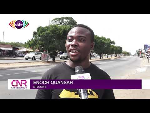 Ghanaians express mixed reactions to the idea of an extension of the lockdown | Citi Newsroom
