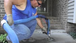 Concrete Lifting, How To Lift Concrete