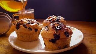 healthy choc chip muffins recipe