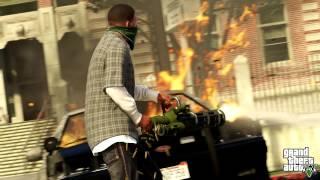 GTA V: Подтвержденное оружие (Из скринов и роликов) [ENG]