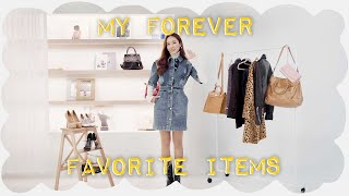 My Forever Favorite Fashion Items