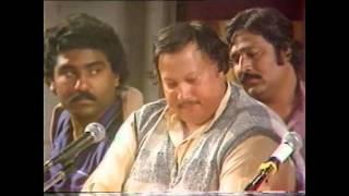 Qurban Mein Unki Bakshish Te - Ustad Nusrat Fateh Ali Khan - OSA Official HD Video