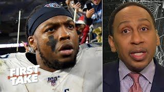 Derrick Henry is the Titans' only hope vs. the Chiefs - Stephen A. | First Take