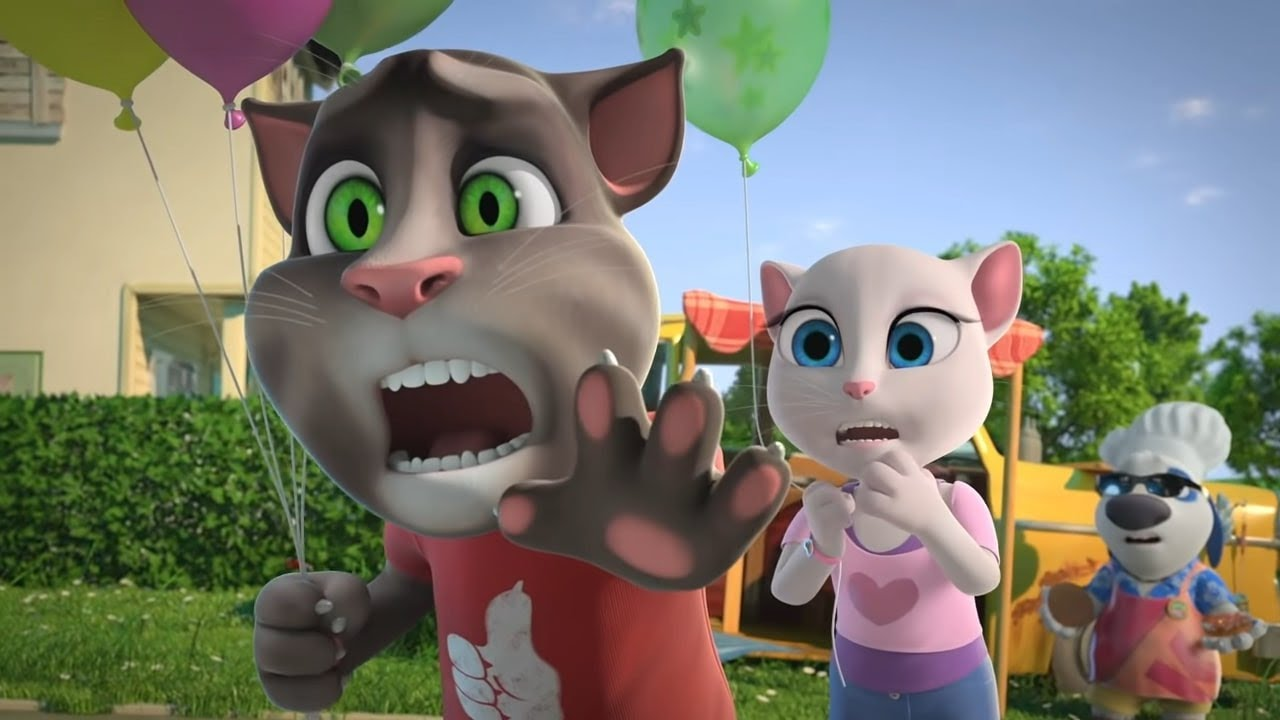 Animated Series – Talking Tom and Friends
