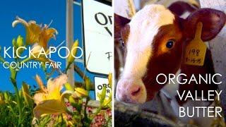 Kickapoo Country Fair & Organic Valley Family - Full Episode