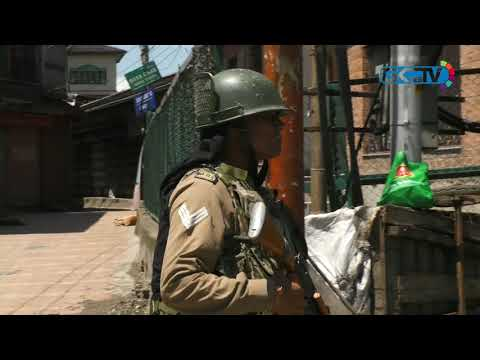 Kashmir shuts against Zakir Musa, civilian killings