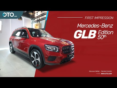 Mercedes-Benz GLB Edition 50, Cuma Ada 50 Unit