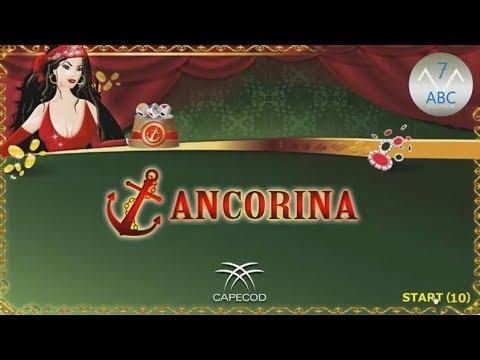 Ancorina från Capecod Gaming