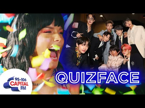 Halsey Proves Her BTS Friendship Playing This Quiz | Quizface | Capital