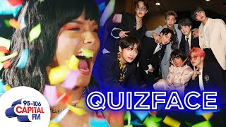 Halsey Can't Handle Playing This Quiz | Quizface | Capital