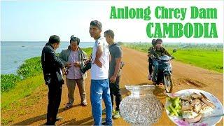 Visit Silver Smith Village at Kandal Province & Anlong Chrey Dam at Kampong Speu Province Cambodia