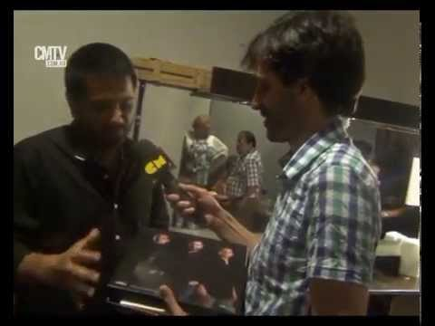 Jorge Rojas video Entrevista CM - Carlos Paz - Córdoba 2015