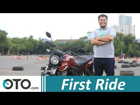 1st Ride Honda CB150 Verza I OTO.com