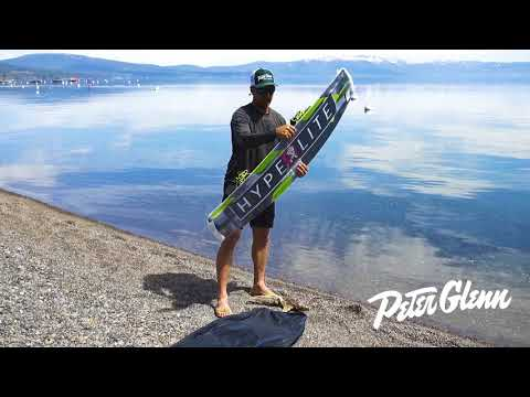 2018 Hyperlite State 2.0 Wakeboard Package Review by Peter Glenn