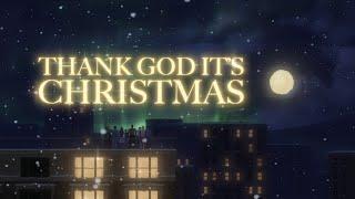 Musik-Video-Miniaturansicht zu Thank God It's Christmas Songtext von Queen
