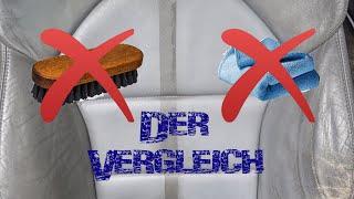 Das AUFKLÄRUNGSVIDEO // Die BÖSE Bürste und das BÖSE Microfasertuch // Die RICHTIGE Lederpflege
