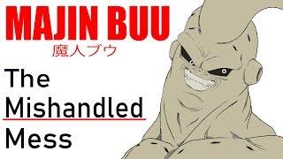 Majin Buu: The Mishandled Mess | The Anatomy of Anime