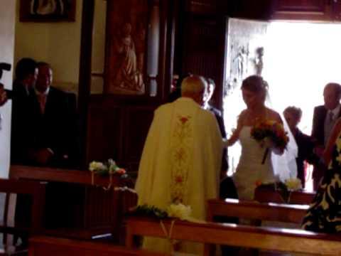 Nozze Laura & Antonino - Rito dell`accoglienza