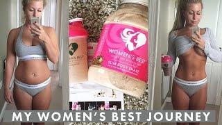 My weight loss journey / Women's Best Slim Body Shake Review