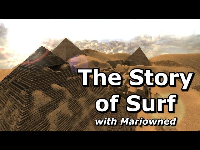 The Story of Surf with Mariowned