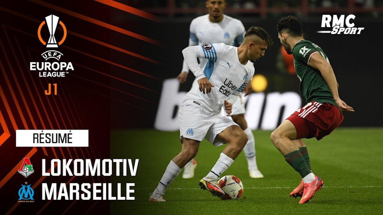 Résumé : Lokomotiv 1-1 Marseille - Ligue Europa J1